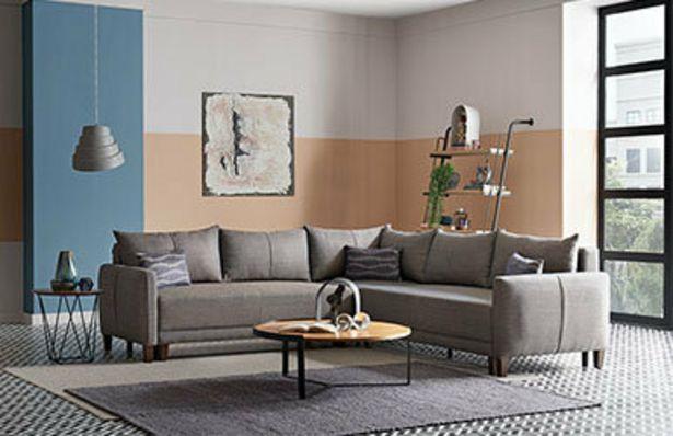 7200 TL fiyatına Enza Home Smart Yataklı L Köşe Takımı